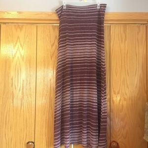 Maxi skirt sz L
